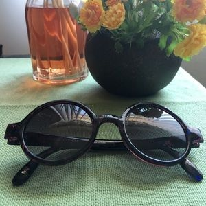 Tommy Hilfiger circle sunglasses